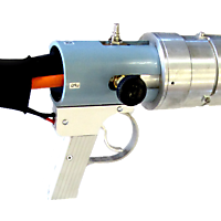 Pistola Grande Flame Spray